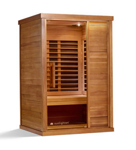 Sunlighten Sauna Therapy At Cedar Wood Natural Health Center